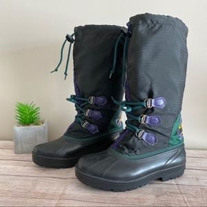 SOREL Vintage Woman's Winter Boots Made in Canada